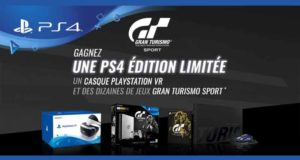 Casque PS4 VR + caméra + jeu
