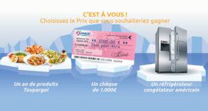 Gagnez un Chèque de 1000 euros