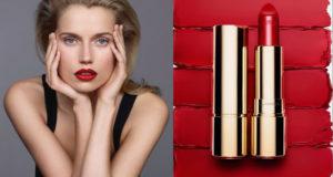 Miniature de rouge à lèvres Clarins offerte chez Marionnaud