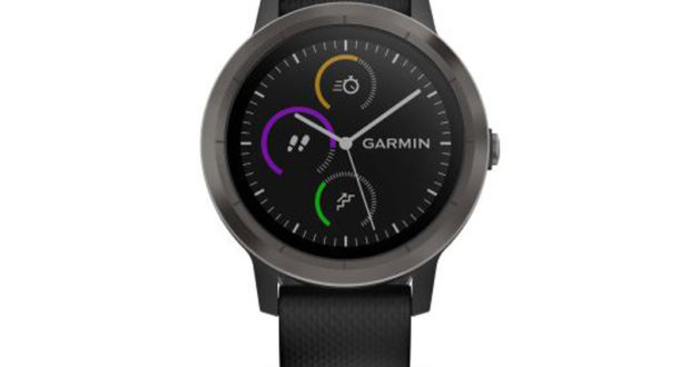 montre connect e de sport garmin vivoactive 3. Black Bedroom Furniture Sets. Home Design Ideas