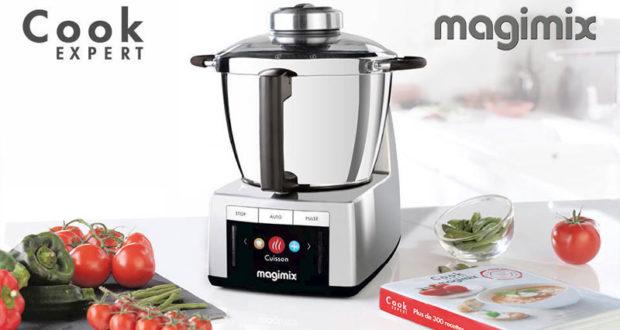 robot cuiseur magimix multifonctions cook expert valeur 1200 euros chantillons gratuits france. Black Bedroom Furniture Sets. Home Design Ideas