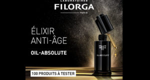 Testez Oil-Absolute des Laboratoires Filorga