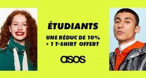Un t-shirt Gratuit à tous les étudiants