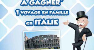Voyage d'une semaine pour 2 adultes et 2 enfants en Italie