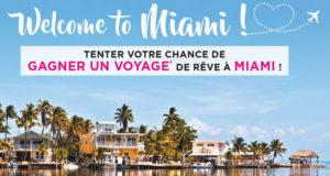 Voyage pour 2 personnes à Miami