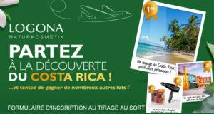 Voyage pour 2 personnes au Costa Rica (valeur 4000 euros)