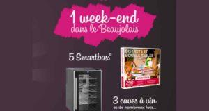 Week-end dans le Beaujolais pour 2 personnes
