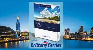5 coffrets Irrésistibles voyages Brittany Ferries