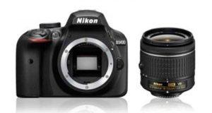 Appareil photo Reflex Nikon avec 1 objectif