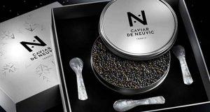 Coffret de caviar Baeri Signature (valeur 594 euros)