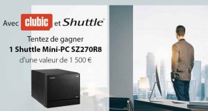 Ordinateur mini-PC SZ270R9 (1500 euros)