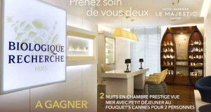 Séjour SPA pour 2 personnes à Cannes (3000 euros)