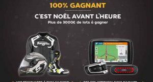 Tenue de moto (valeur 700 euros)