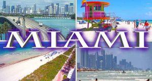 Voyage de 6 jours pour 4 personnes à Miami en hôtel 4