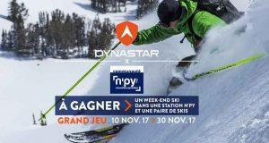 Week-end au ski pour 2 personnes à La Mongie