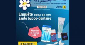 1000 kits gratuits d'hygiène bucco-dentaire