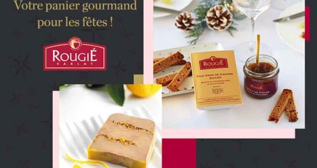 15 panier gourmands (valeur unitaire 250 euros)