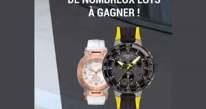2 montres Tissot