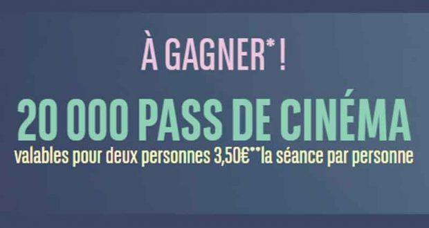 20 000 Passe de Cinéma