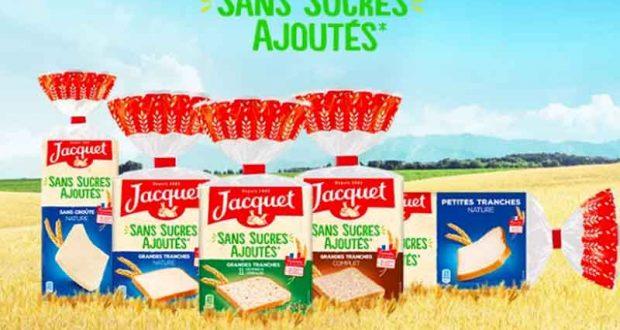 2500 Packs de pain de mie Jacquet Gratuits