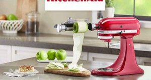 3 robots pâtissiers KitchenAid