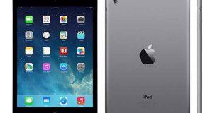 5 tablettes Apple iPad
