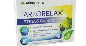 700 boîtes d'Arkorelax Stress Control gratuites
