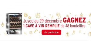 Cave à vin remplie de 48 bouteilles de Blaye Côtes de Bordeaux