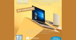 Ordinateur portable Asus (valeur 800 euros)