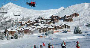 Séjour au ski de 6 jours pour 4 personnes à La Plagne