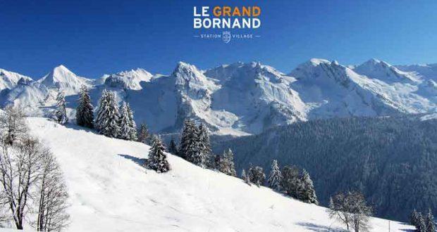 Séjour au ski d'une semaine pour 4 dans la station du Grand-Bornand