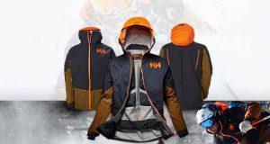 Veste de ski Helly Hansen (600 euros)