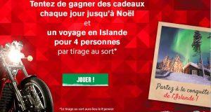 Voyage en Islande pour 4 personnes (valeur 6500 euros)