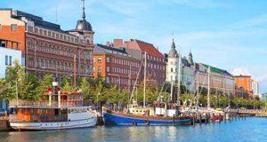 Voyage pour 2 personnes à Helsinki en Finlande