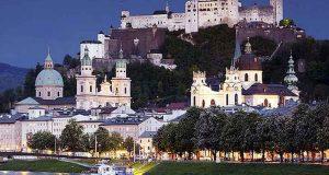 Voyage pour 2 personnes à Salzbourg en Autriche