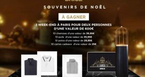 Week-end pour 2 personnes en hôtel 4 à Paris