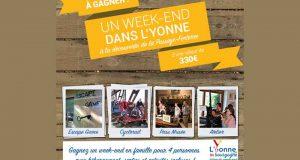 Week-end pour 4 personnes à Villeneuve-les-Genêts