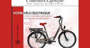 2 vélos électriques John Mc Wilson-Création Black Liberty