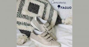 5 paires de chaussures Faguo