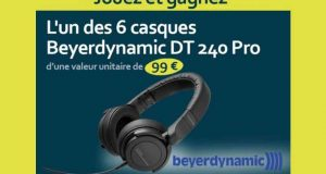 6 casques audio Beyerdynamic