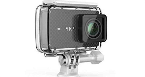Caméra Action Cam 4K étanche