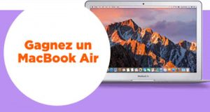 Ordinateur Apple Macbook Air