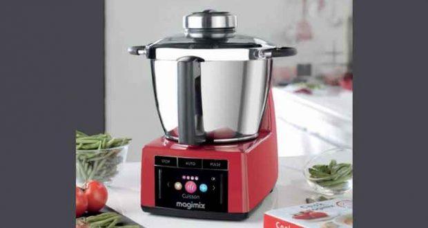 Robot de cuisine cook expert magimix 1000 euros Robot de cuisine magimix