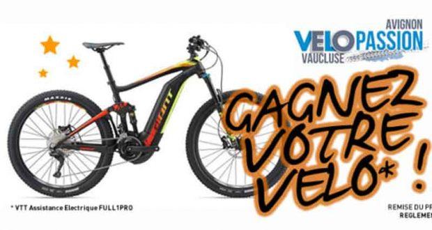 VTT à assistance électrique Giant (4700 euros)