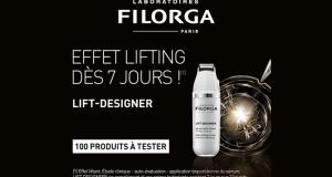 100 Sérums Lift-Designer Filorga à tester