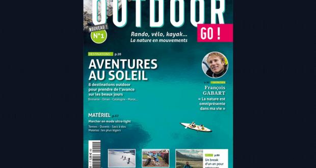 1000 exemplaires du magazine Outdoor GO Offerts