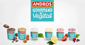 2400 lots de desserts Andros offerts
