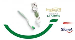 3000 packs de dentifrices Signal Integral 8 Coco Blancheur à tester