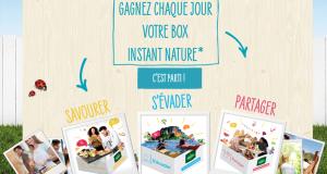 Box Instant nature