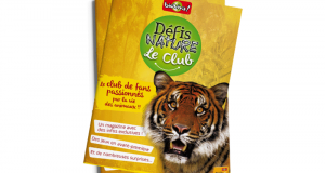 Recevez gratuitement votre magazine Défis Nature